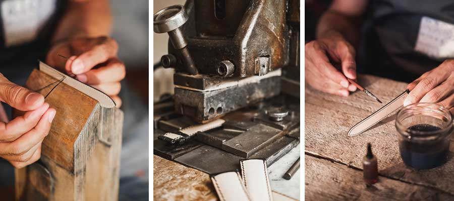 Uhrenarmband Manufaktur