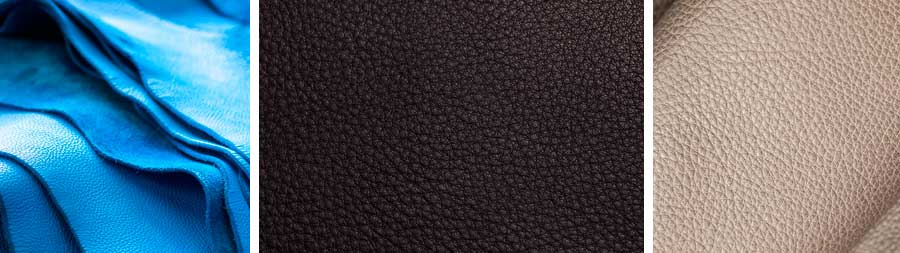 Leather Grains