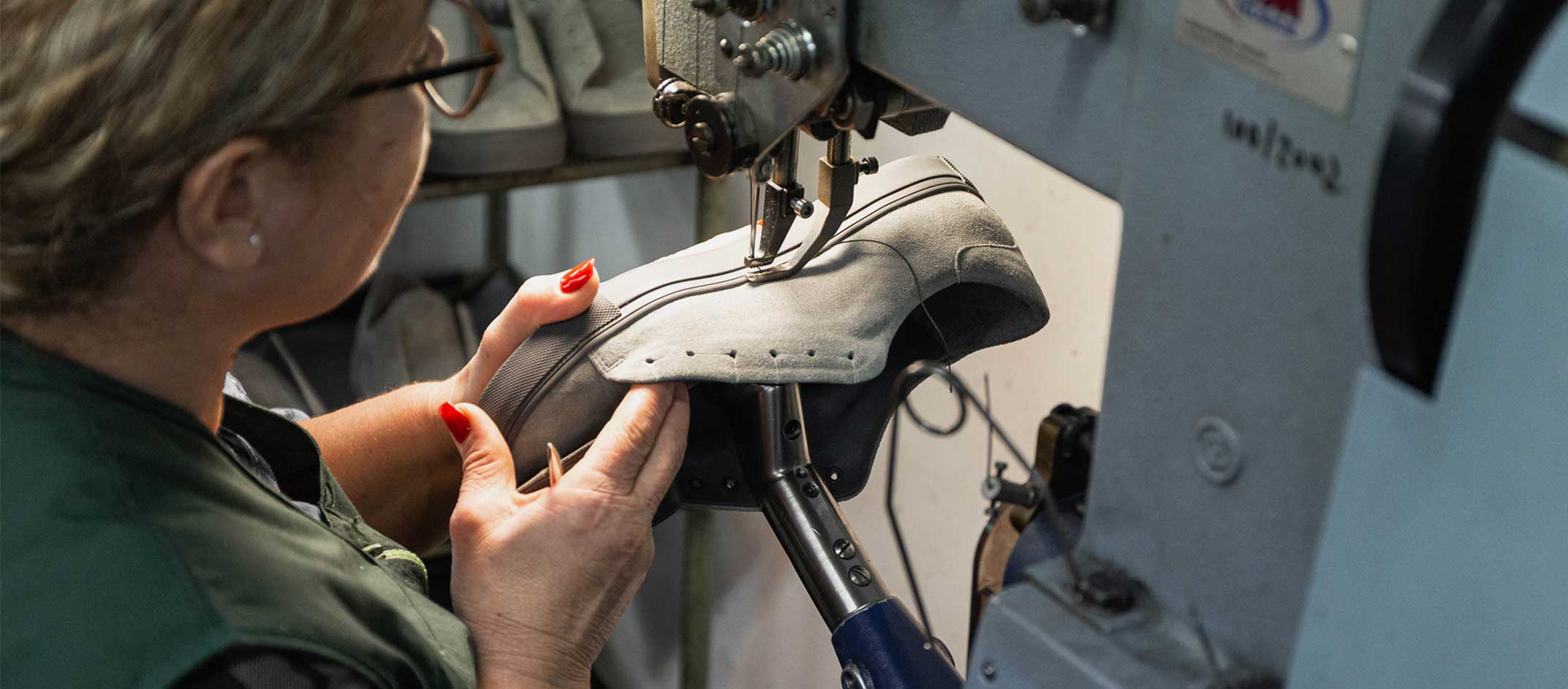 Our Sneaker Manufactory