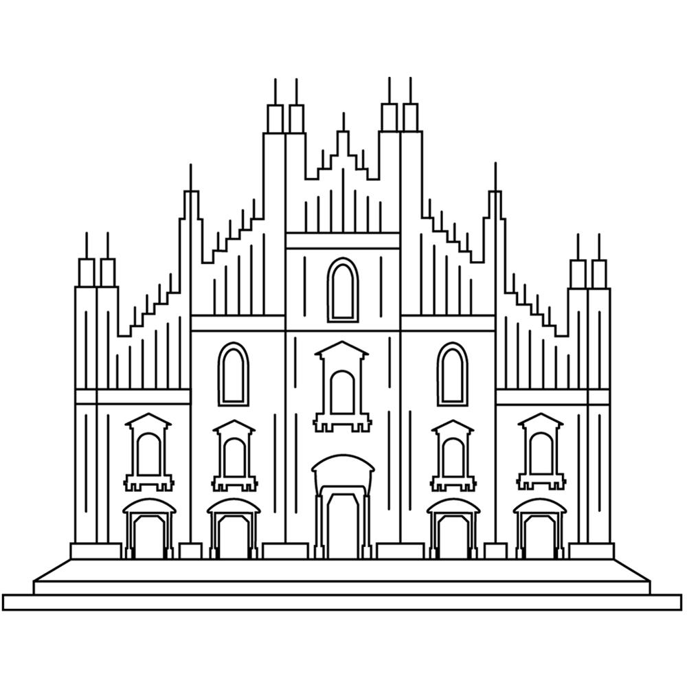 Mailand Icon