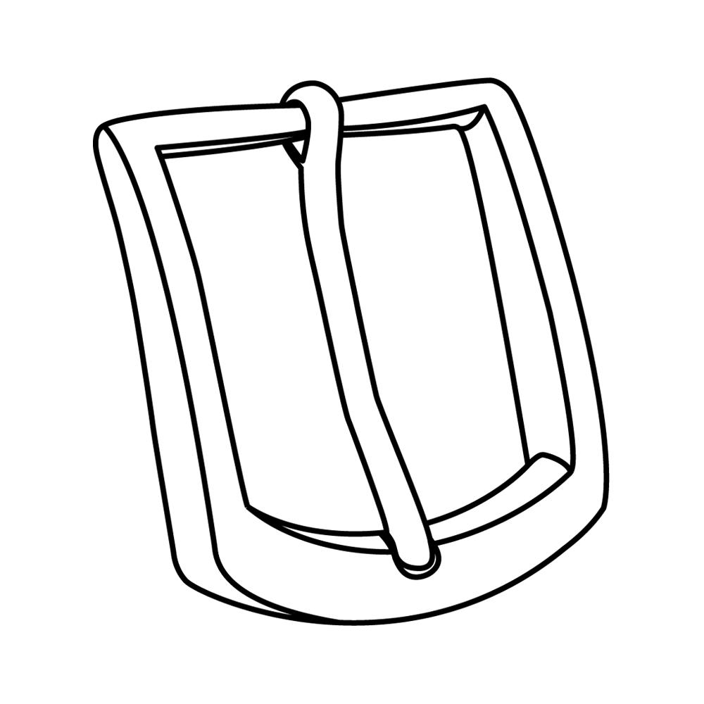 Icon Gürtelschnalle